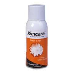 KIMCARE* MICROMIST* Air Neutraliser Fresh Linen / 25 ml / 12 Bottles