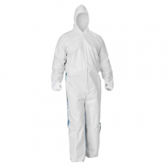 KLEENGUARD* A40 Liquid & Particle Protection Coveralls / Hooded